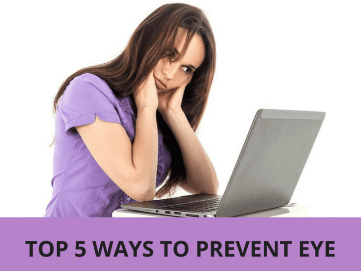 Top 5 Ways to Prevent Eye Strain as a Transcriptionist