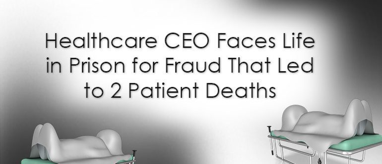 Peachy Healthcare Ceo Faces Life In Prison For Fraud That Led To 2 Cjindustries Chair Design For Home Cjindustriesco